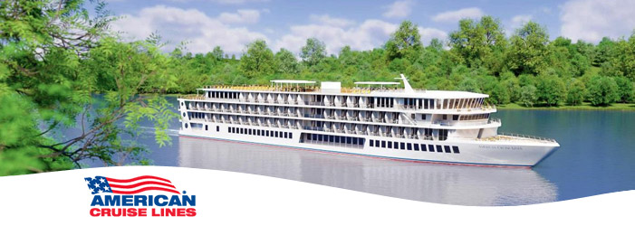Modern Riverboat