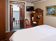 Single Outside Staterooms