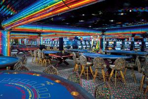 Carnival Destiny Galaxy Dining Room