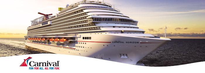 Carnival Horizon Carnival Horizon Cruise Carnival