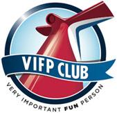 Carnival VIFP Club, Carnival Past Guest Benefits, Carnival