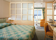 Family Ocean View Stateroom with Veranda