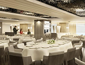 Fine Dining onboard Ponant Yacht Cruises