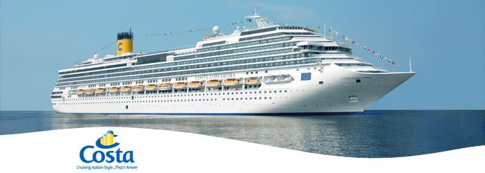 COSTA CONCORDIA, COSTA CONCORDIA Cruises, COSTA CONCORDIA Cruise Ship