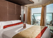 Samsara Grand Suite with Balcony and Whirlpool