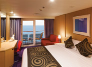 Suite with Oceanview Balcony