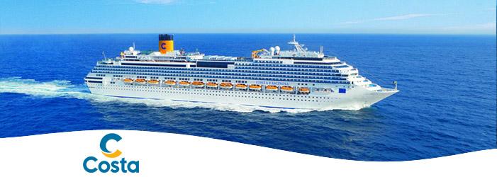 Costa fascinosa costa fascinosa cruises costa fascinosa for Costa favolosa ponti