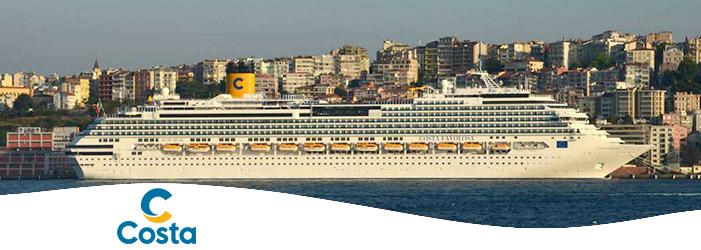 Costa favolosa costa favolosa cruises costa favolosa for Costa favolosa ponti