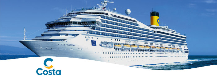 Costa Fortuna Costa Fortuna Cruises Costa Fortuna Cruise