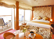 Suite with Veranda