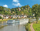 River Cruising on Croisi Europe