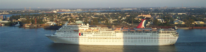 Port Of New Orleans Directions To And Parking Fees For The New - Cruise port new orleans