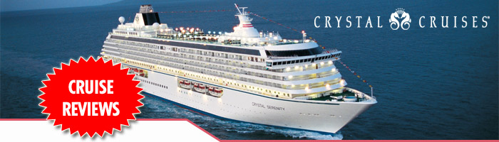 Crystal Cruise Reviews