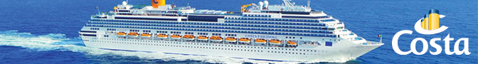 Costa Cruise Ship Ratings
