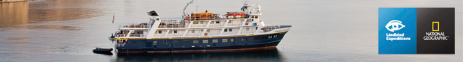 Lindblad Cruise Ship Ratings