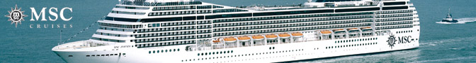 MSC Cruise Ship Ratings