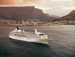 Cruises from Africa