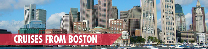 Cruises from Boston