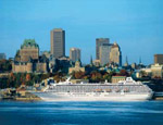 Cruises from Canadian Ports