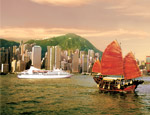 Cruises from China