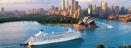 Australia Cruises from Los Angeles