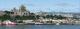 Canada & New England Cruises from New York