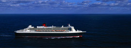 Transatlantic Cruises from New York