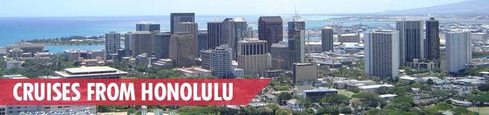 Cruises from Honolulu