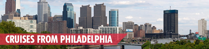 Cruises from Philadelphia