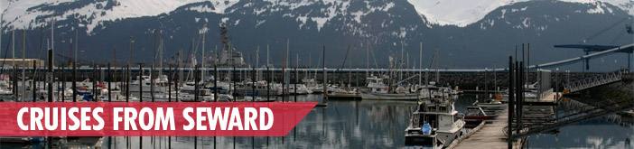 Cruises from Seward