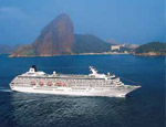 Cruises from South America