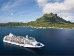 Cruises from the South Pacific