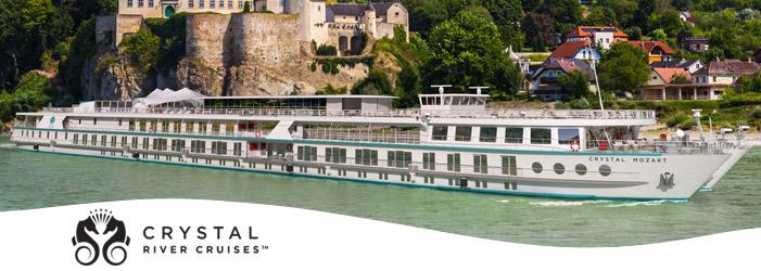 Crystal Mozart Crystal Mozart River Cruise Crystal Mozart River Cruises