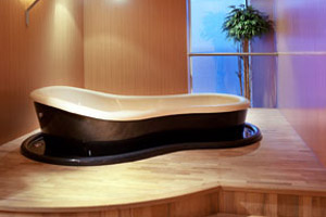 Crystal Spa & Salon Japanese Whirlpool