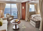 Penthouse Suite with Verandah & Third Birth