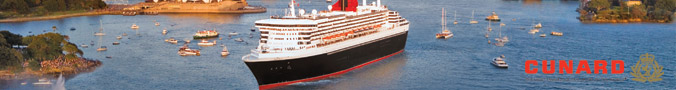 Transfer a Cunard Cruise Booking