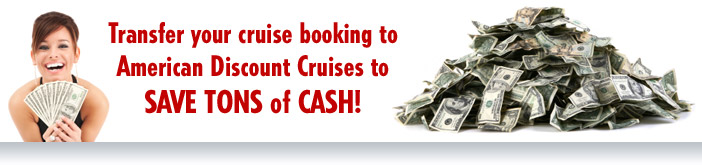 Transfer Cruise Booking