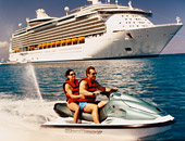 Water Sports during a Caribbean cruise