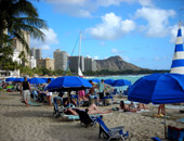 Check out Waikiki Beach during a Hawaii cruise