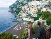 Beautiful Positano on Europe Cruises