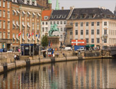 Visit Copenhagen's waterfront during many Northern Europe cruises