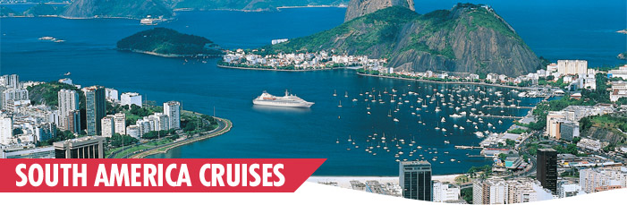 Celebrity South America Cruise, 16 Nights From Los Angeles ...