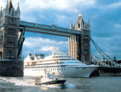 Visit London on a World Cruise