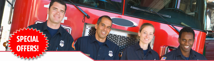 Firefighter Discounts