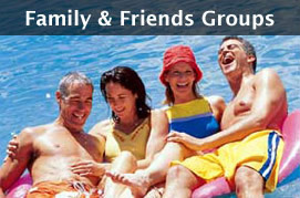 Family & Friends Cruise Groups