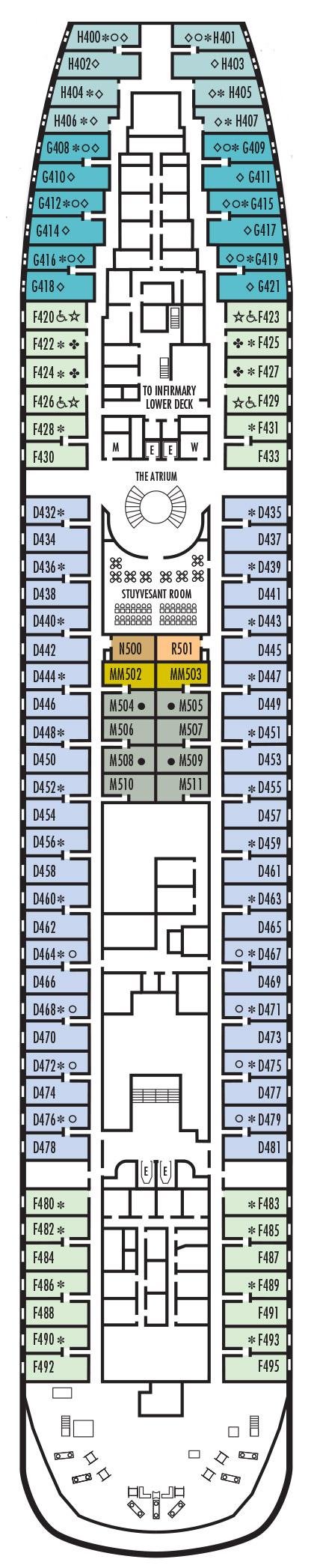 America Line Prinsendam Deck Plan 28 Images Plan