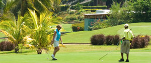 Unlimited Green Fees at Beaches Golf Course