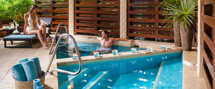 Red Land Spa at Sandals Grande Antigua