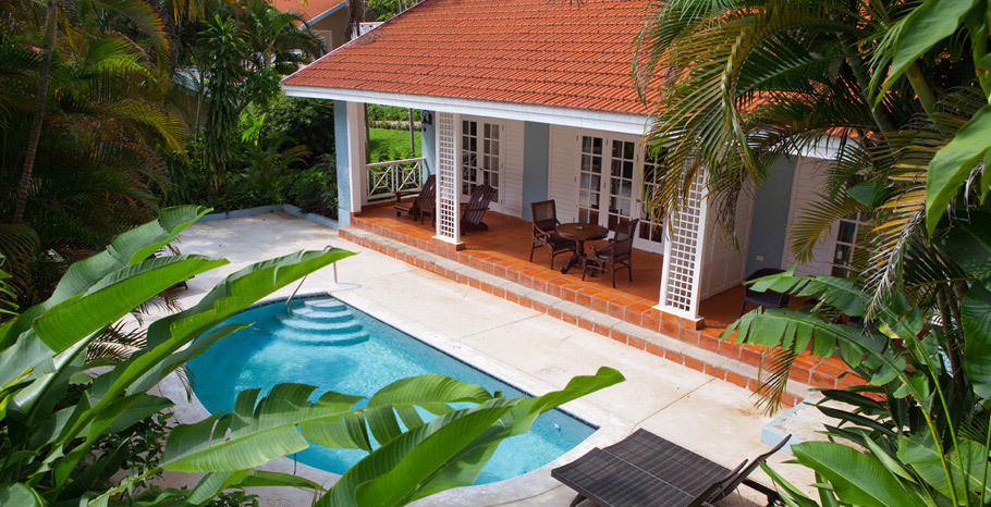 Butler Village One Bedroom Poolside Villa Estate Suite (G1)
