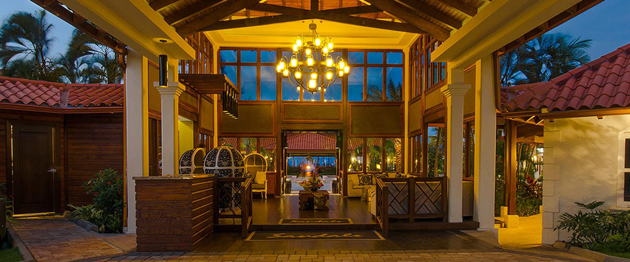 The Lobby at Sandals LaSource Grenada